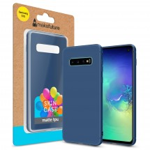 Кейс MakeFuture Skin Samsung S10 Blue