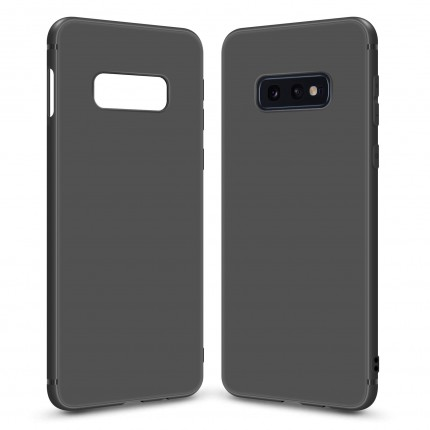 Кейс MakeFuture Skin Samsung S10E Black
