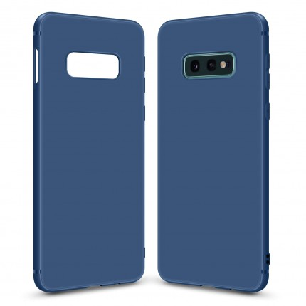 Кейс MakeFuture Skin Samsung S10E Blue