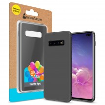 Кейс MakeFuture Skin Samsung S10 Plus Black