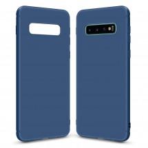 Кейс MakeFuture Samsung S10 Plus Skin Blue