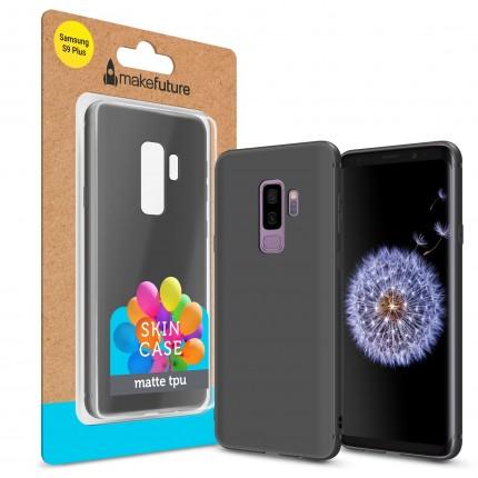 Кейс MakeFuture Skin Samsung S9 Plus Black