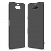 Кейс MakeFuture Skin Sony Xperia 10 Plus Black