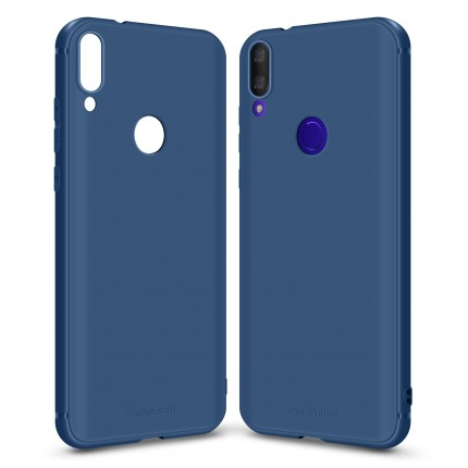 Кейс MakeFuture Skin Xiaomi Mi Play Blue