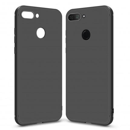 Кейс MakeFuture Skin Xiaomi Mi8 Lite Black