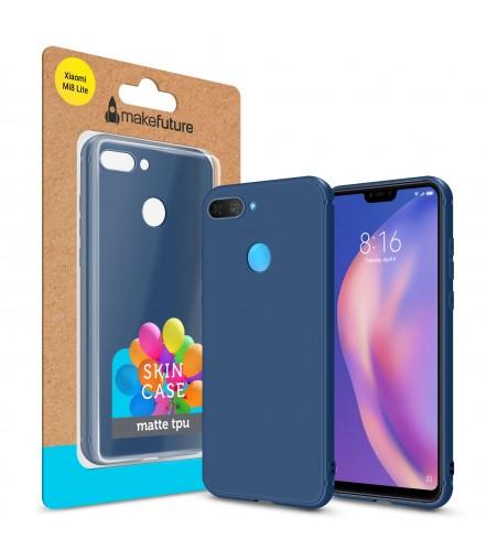 Кейс MakeFuture Xiaomi Mi8 Lite Skin Blue