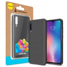 Кейс MakeFuture Skin Xiaomi Mi 9 Black