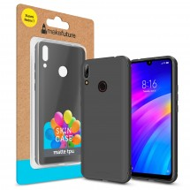 Кейс MakeFuture Skin Xiaomi Redmi 7 Black