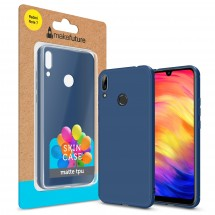 Кейс MakeFuture Skin Xiaomi Redmi Note 7 Blue
