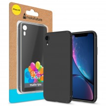 Кейс MakeFuture Skin Apple iPhone XR Black