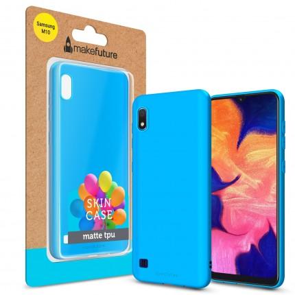 Кейс MakeFuture Skin Samsung M10 (M105) Light Blue