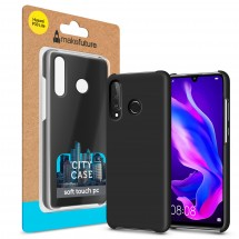 Кейс MakeFuture City Huawei P30 Lite Black