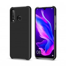 Кейс MakeFuture Huawei P30 Lite City Black