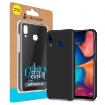 Кейс MakeFuture City Samsung A20/A30 Black