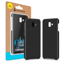 Кейс MakeFuture City Samsung J6 Plus 2018 (J610) Black