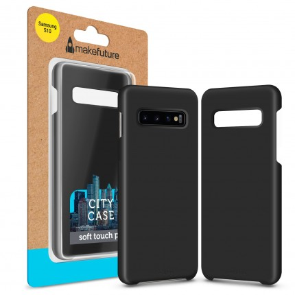 Кейс MakeFuture City Samsung S10 Black