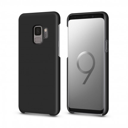 Кейс MakeFuture City Samsung S9 Black