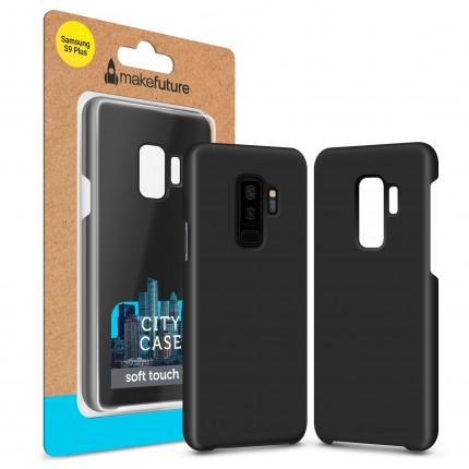 Кейс MakeFuture City Samsung S9 Plus Black