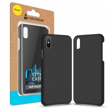Кейс MakeFuture City Apple iPhone X Black