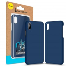 Кейс MakeFuture City Apple iPhone X Blue