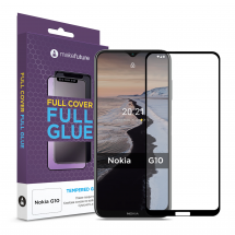 Захисне скло MakeFuture Nokia G10 Full Cover Full Glue
