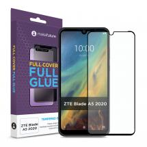 Захисне скло MakeFuture ZTE Blade A5 2020 Full Cover Full Glue