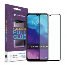 Захисне скло MakeFuture ZTE Blade A7 2020 Full Cover Full Glue
